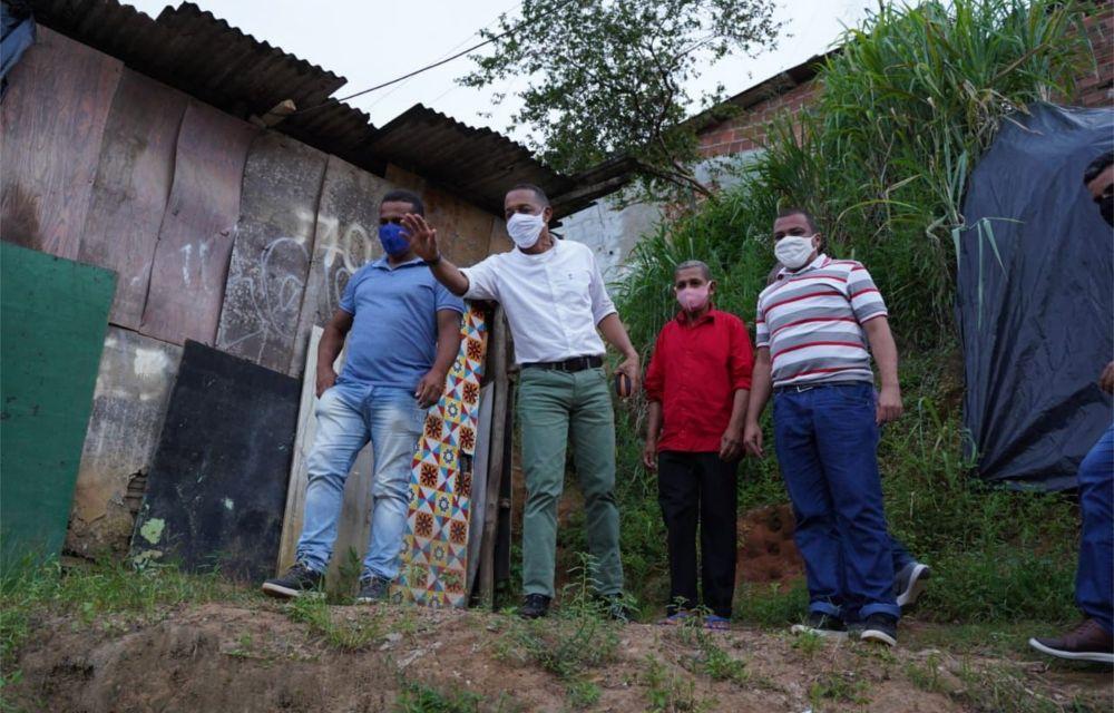 Rua Mário Juruna recebe grande intervenção da Defesa Civil de Olinda