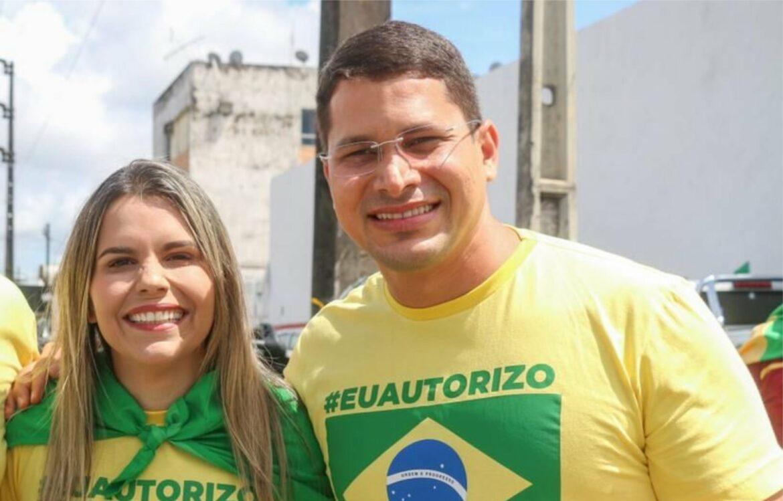 Na Câmara, Júnior Tércio repercute manifestações a favor de Bolsonaro