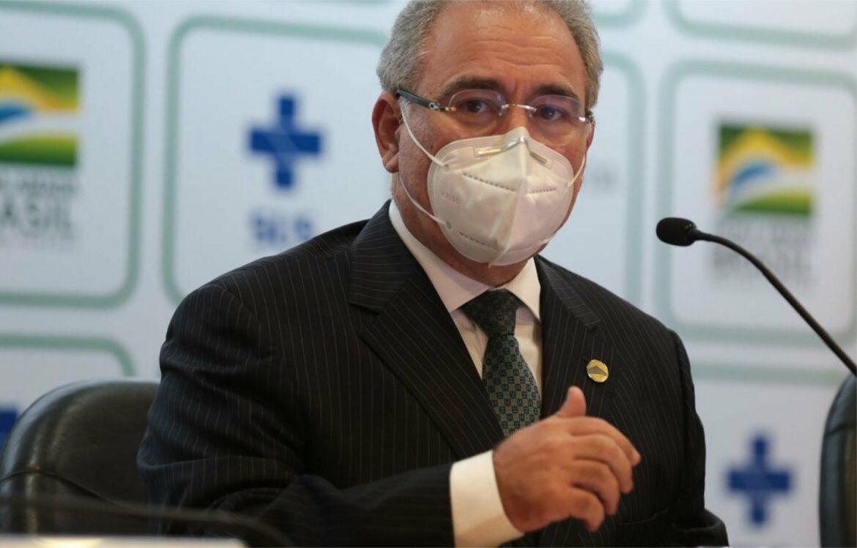 Chegam ao Brasil 3,8 milhões de doses da vacina AstraZeneca