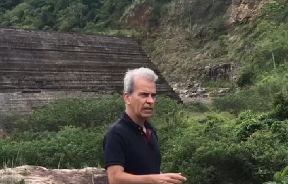 Feitosa denuncia paralização das obras de barragens na Mata Sul e RMR