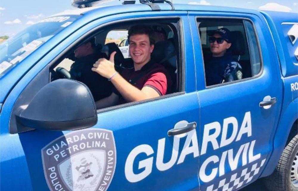 Miguel Coelho anuncia nomeação de novos guardas civis em Petrolina