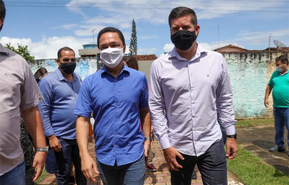 André Ferreira visita prefeito Thiago de Miel e anuncia emenda de R$ 1,3 milhão para Xexéu