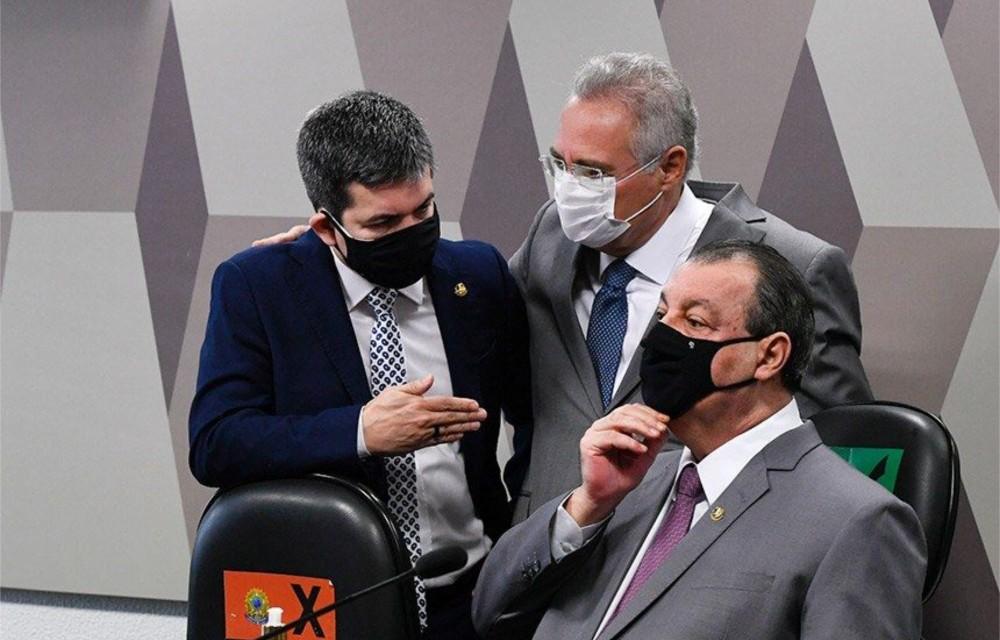 CPI ouve ex-ministros Mandetta e Teich nesta terça-feira