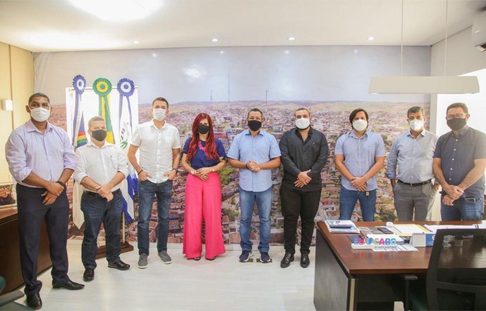 Keko do Armazém recebe apoio de deputados do PSB