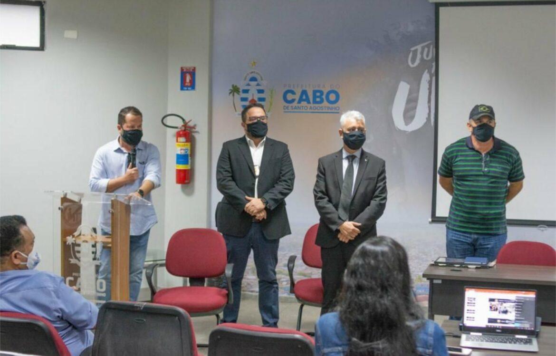 Cabo integra segurança pública às forças policiais do Estado