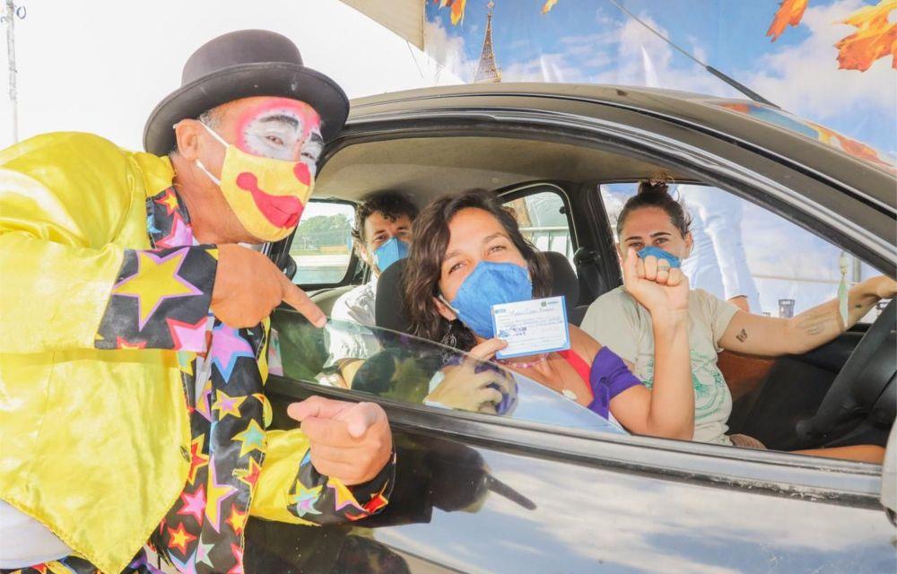 Cabo vacina Guarda Municipal, professores estaduais, federais e de instituições privadas