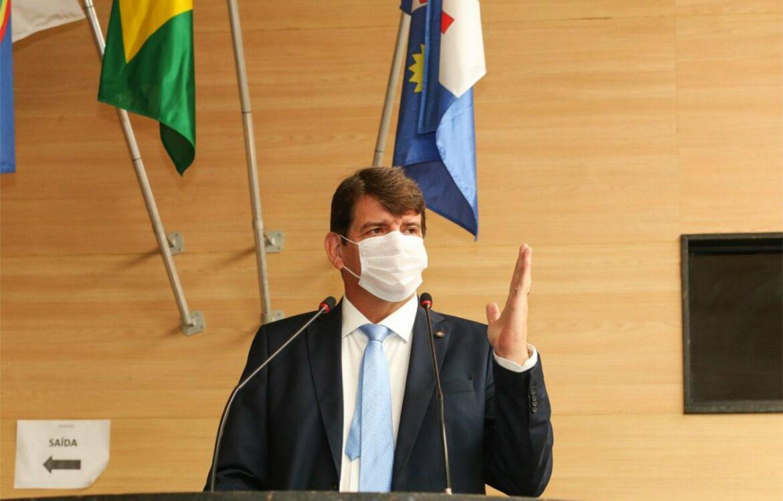 """Alcides Cardoso requer contrapartida do Governo por """"doações"""" da Prefeitura do Recife"""