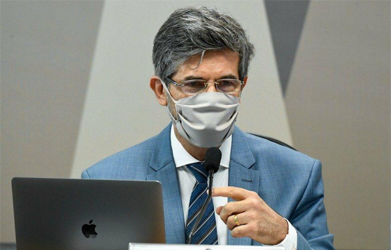 CPI: Teich diz que deixou cargo por falta de autonomia e por não aceitar cloroquina