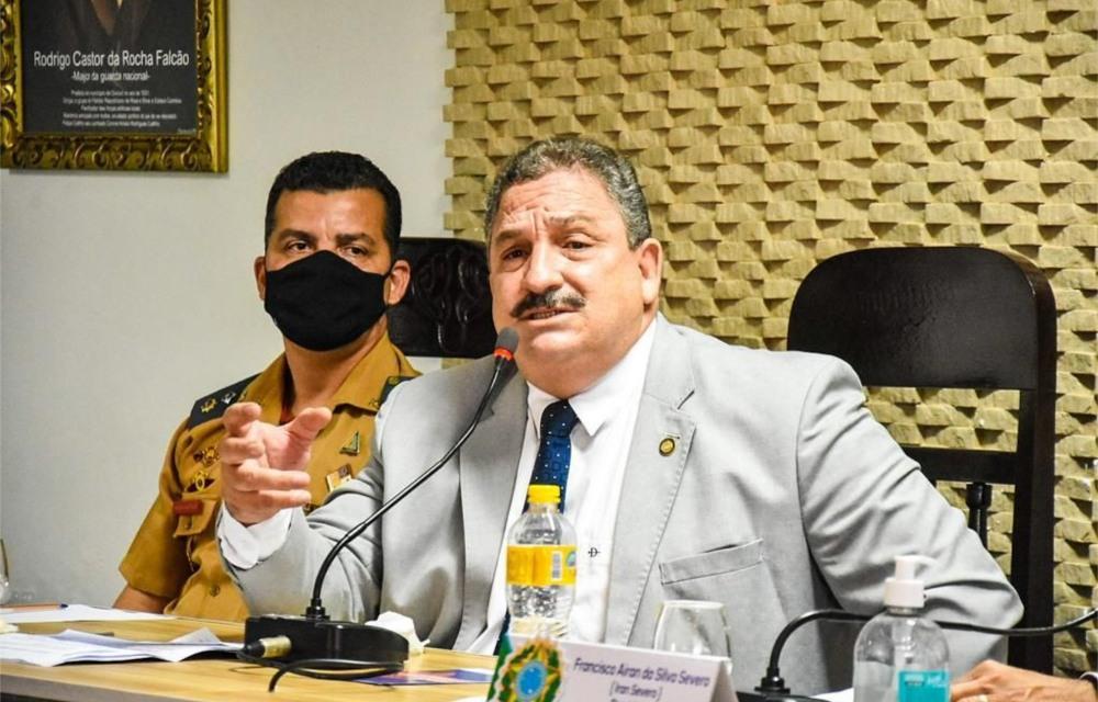 Percorrendo Exu, Trindade e Ouricuri, Eriberto Medeiros lança escola de líderes no Sertão do Araripe