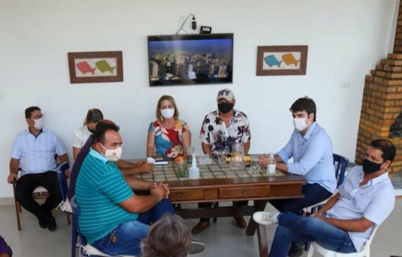Antonio Coelho se reúne com lideranças do Agreste e Sertão pernambucanos