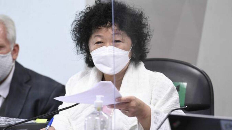 CPI: Nise Yamaguchi diz que houve conspiração contra tratamento precoce no Brasil