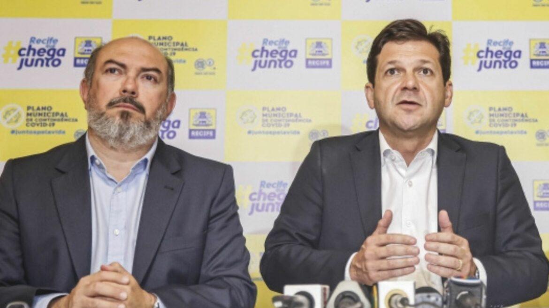 Covidão do Recife volta a atormentar gestão de Geraldo Júlio