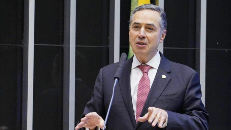 """""""Se o Congresso decidir e o STF validar, vai ter voto impresso"""", diz Barroso"""