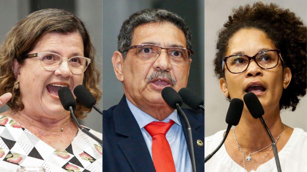 PT, PCdoB e PSOL são contra CPI para apurar  dispersão de manifestação no Recife