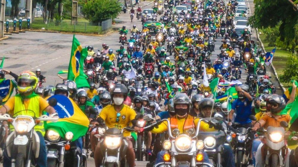 Bolsonarismo vence petismo nas ruas do Recife neste final de semana