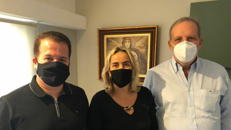 Armando encontra Alessandra Vieira e Edson Vieira para debater sobre a pandemia