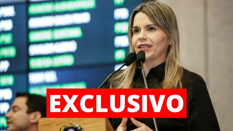 Candidatura de Clarissa Tércio a governadora NÃO está confirmada