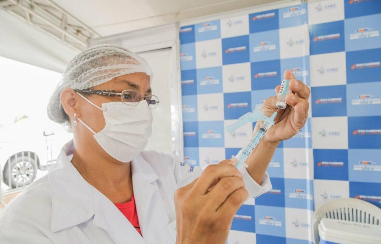 Cabo inicia vacinação de pessoas com mais de 57 anos na sexta-feira