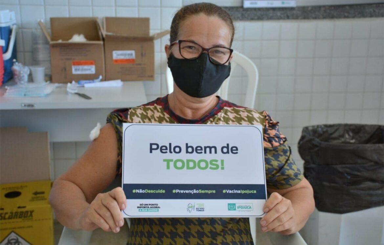 Com Dia D e ampliação de grupos, Ipojuca ultrapassa mais de 20 mil vacinados