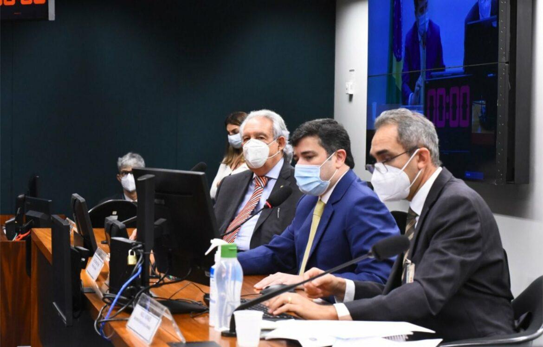 Eduardo da Fonte é eleito presidente da Comissão que vai discutir composição do CNMP (PEC 005/21)