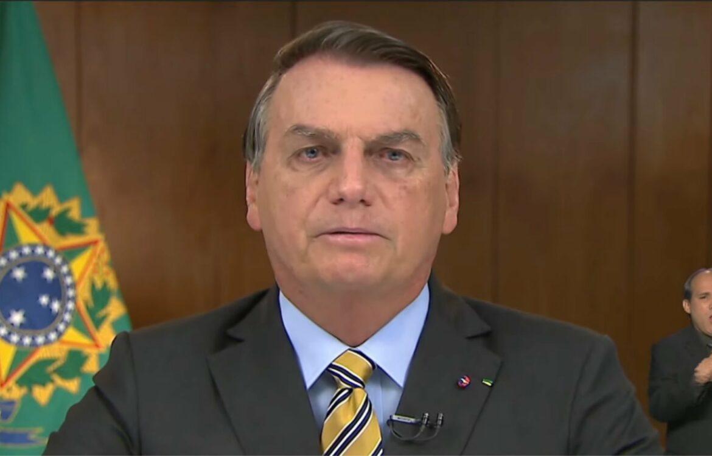 Pronunciamento de Bolsonaro destaca avanços no combate à Pandemia