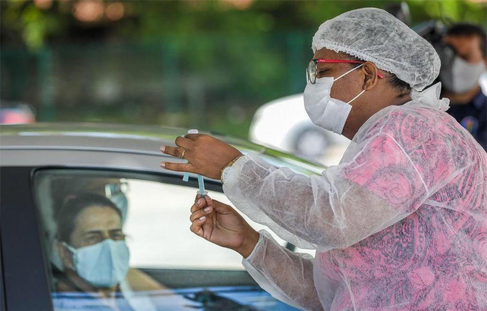 Aberto cadastro para vacinação de pessoas com 45 anos no Jaboatão