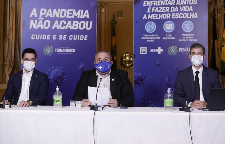 Governo endurece Quarentena no Sertão e flexibiliza na RMR, Zona da Mata e Agreste