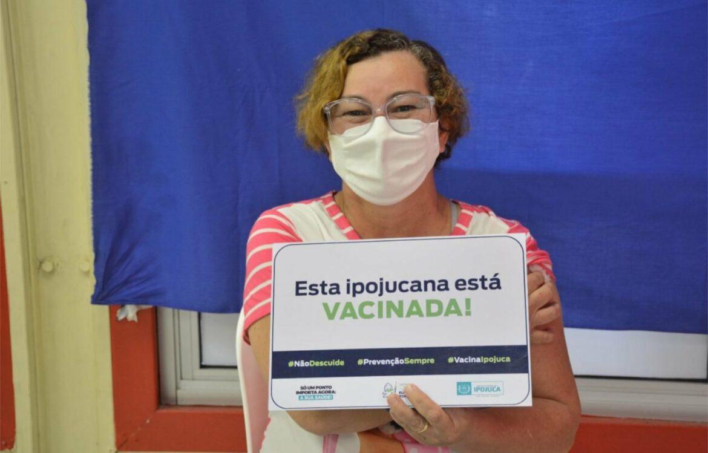 Ipojuca promove Dia D de vacinação contra COVID e amplia grupos beneficiados