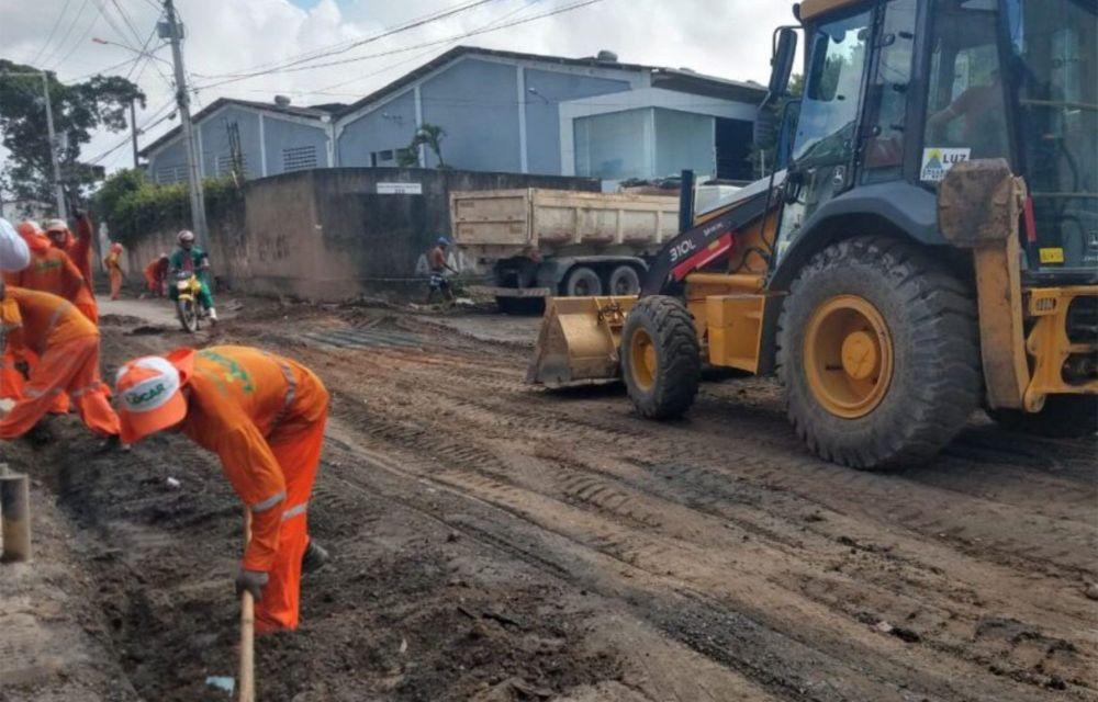 Prefeitura de Olinda realiza pacote de ações em Salgadinho