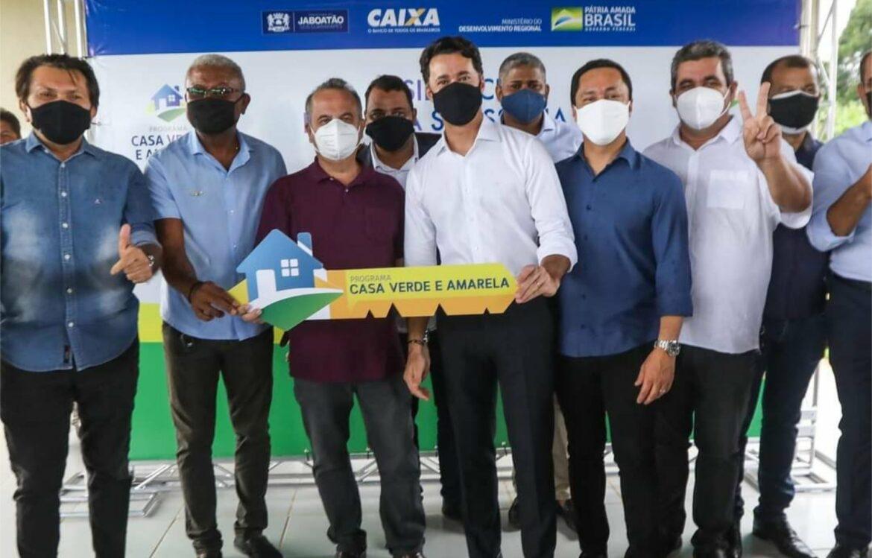Governo Federal entrega 280 moradias em Jaboatão