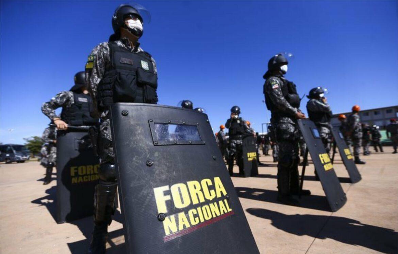 Governo doa equipamentos de segurança para 23 estados e o DF