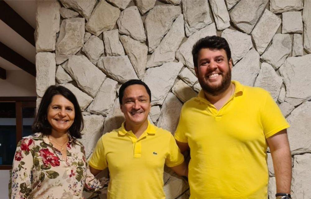André Ferreira se reúne com prefeitos de Canhotinho e Quipapá para definir investimentos