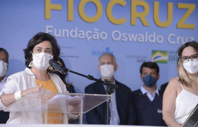 Fiocruz prevê entrega de 100 milhões de doses no 2º semestre