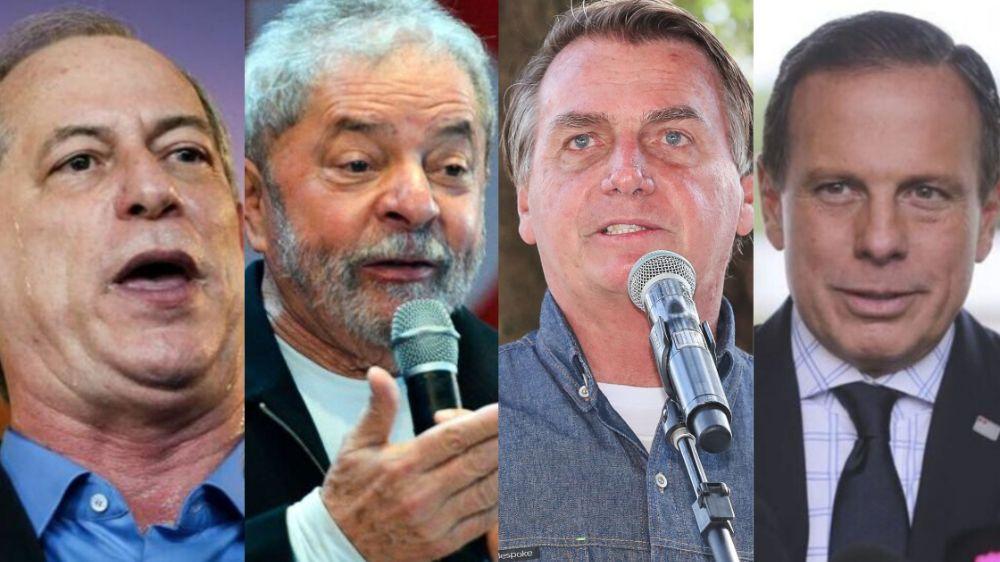 Bolsonaro tem a preferência de 85% dos leitores em enquete do Pernambuco em Pauta