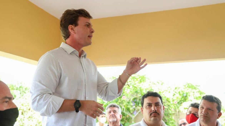 Visitas a prefeitos fortalecem Miguel Coelho para disputar o Governo em 2022