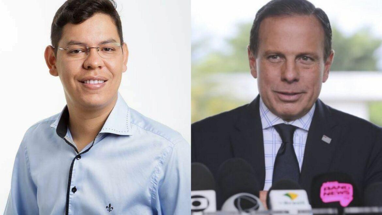 Alberes Xavier entrevista João Dória nessa quinta-feira