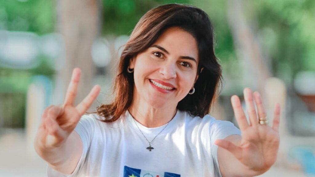 Priscila Krause é o melhor nome da oposição para vice-governadora em 2022