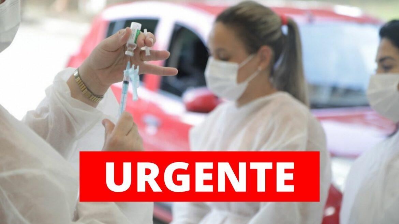Recife abre vacinação contra covid-19 para pessoas com 28 anos ou mais