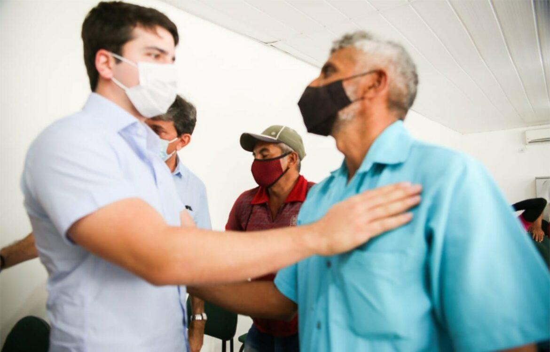 Antonio Coelho se reúne com Incra e lideranças rurais de Parnamirim