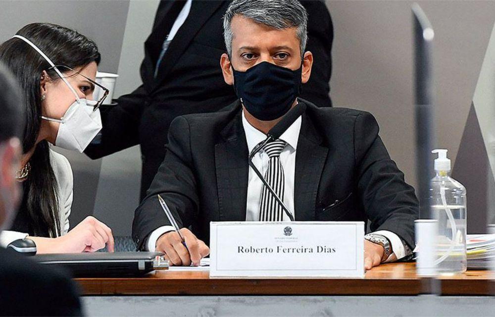 Circo pega fogo: presidente da CPI determina prisão arbitrária de depoente