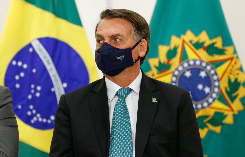 """Bolsonaro diz que nota do STF é """"Fake News"""" e que a Corte cometeu """"crime"""""""