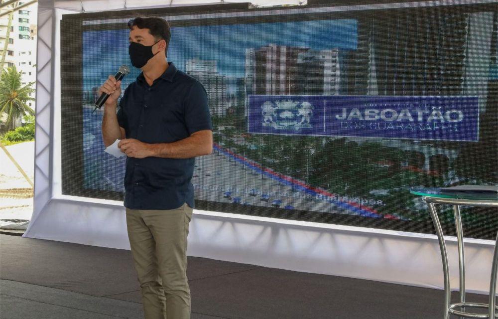 Nova orla de Jaboatão será mais uma vitrine de Anderson Ferreira para 2022