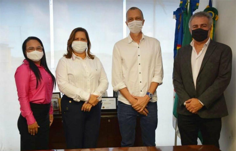 Secretário de Segurança Cidadã do Recife visita SDS do Ipojuca, que apresenta 71% de redução nos homicídios