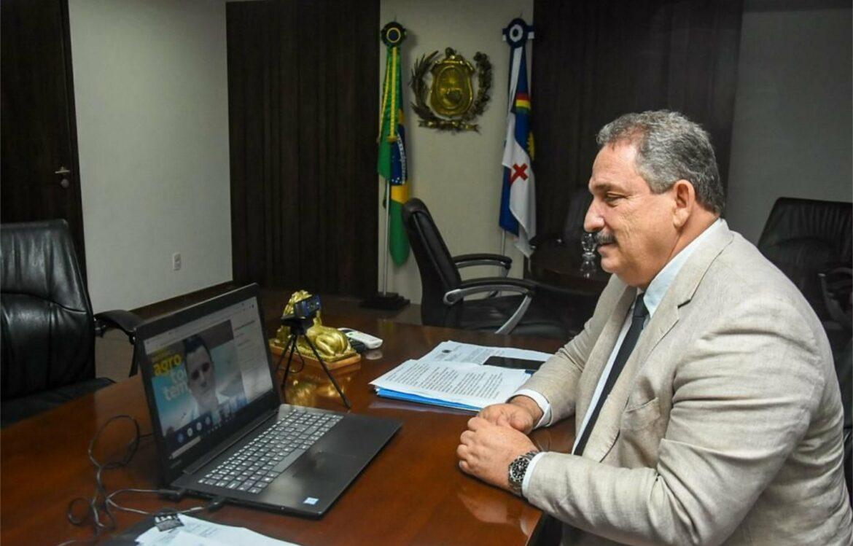No lançamento do Plano Safra 21/22 do BB, Eriberto Medeiros destaca importância do financiamento à agricultura familiar