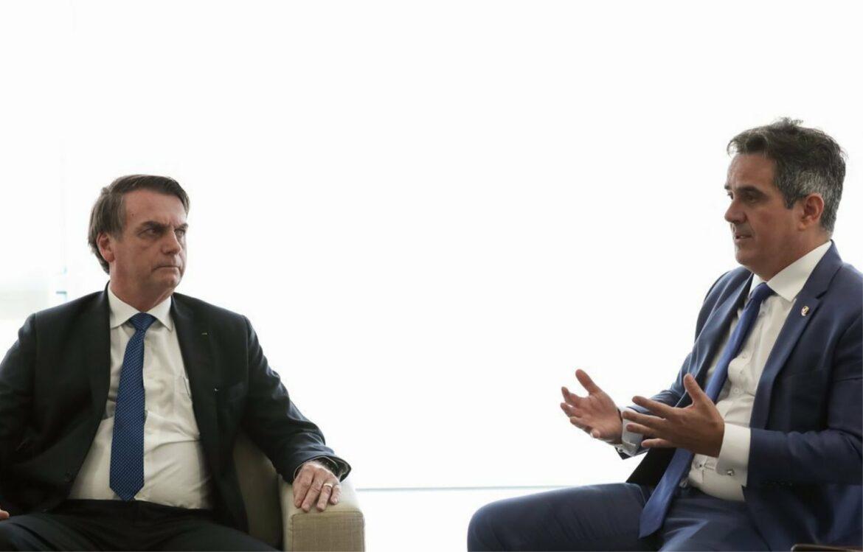 Senador Ciro Nogueira assumirá comando da Casa Civil, diz Bolsonaro