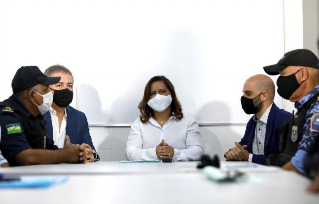 Ipojuca vira referência em segurança pública na gestão de Célia Sales