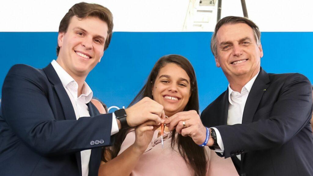 Miguel Coelho receberá Bolsonaro em Petrolina em outubro