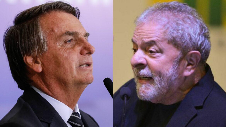 Bolsonaro contraria Lula e defende a liberdade de imprensa no Brasil