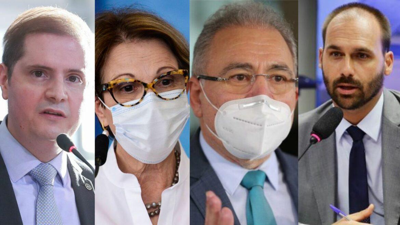 Comitiva que foi à ONU já tem 4 infectados com a Covid-19