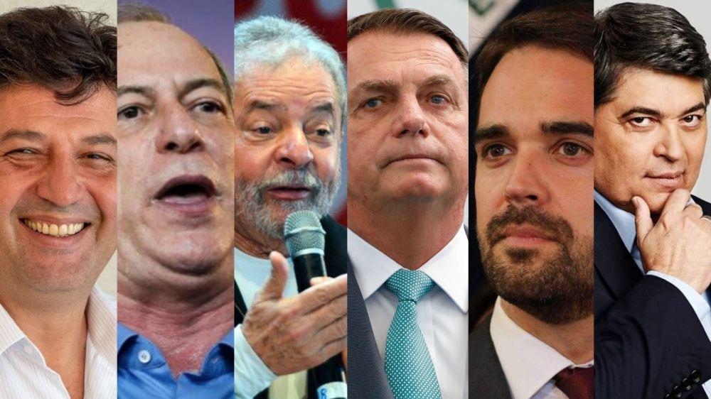 ENQUETE: Em quem você vai votar para presidente em 2022?